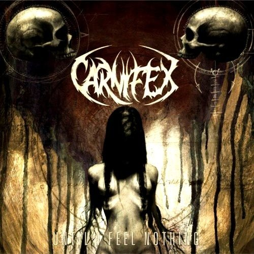 Carnifex - Until I Feel Nothing (LP coloured + dropcard)