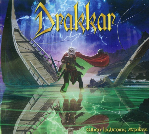 Drakkar - When Lightning Strikes
