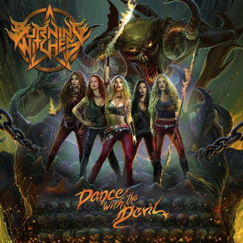 Burning Witches - Dance with the devil
