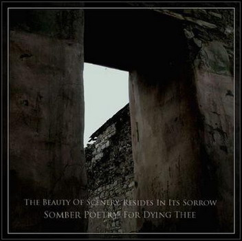 Somber Poetry For Dying Thee - The Beauty Of Scenery Resides In Its Sorrow