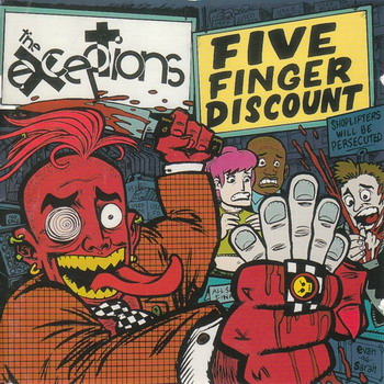 Exceptions - Five Finger Discount