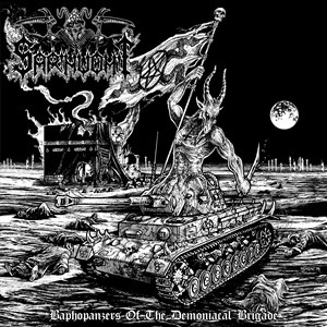 Sarinvomit - Baphopanzers Of The Demoniacal Brigade