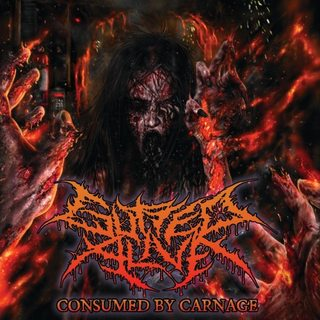 Gutted Alive - Consumed By Carnage