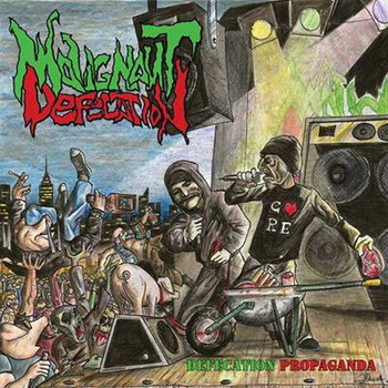 Malignant Defecation - Defecation Propaganda