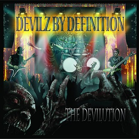 Devilz By Definition - The Devilution