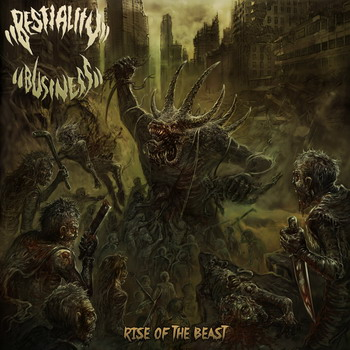 Bestiality Business - Rise of the Beast