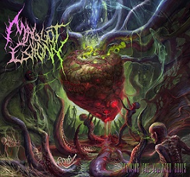 Maggot Colony - Spewing The Violated Souls
