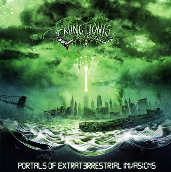 Extinctionist - Portals Of Extraterrestrial Invasions