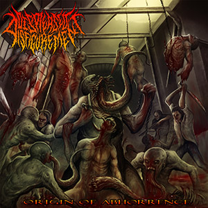 Displeased Disfigurement - Origin Of Abhorrence