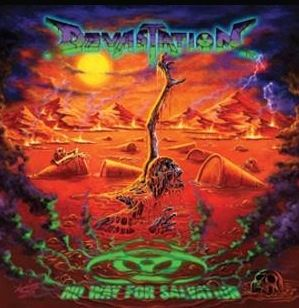 Devastation Inc. - No Way For Salvation