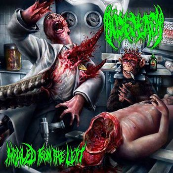 Bosedeath - Impaled from the Left