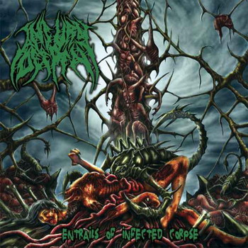 Injury Deepen - Entrails Of Infected Corpse