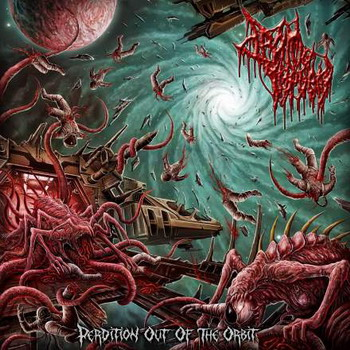 Drain Of Impurity - Perdition Out Of The Orbit