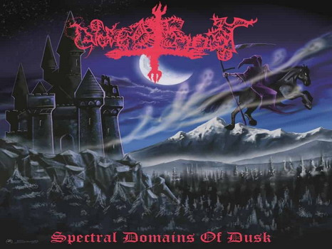 Nachtfrost - Spectral Domains Of Dusk