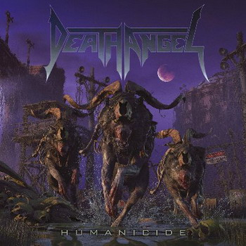 Death Angel - Humanicide